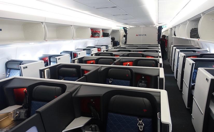 Super Delta Airline Announces Upgraded Seats Including Windows In Machost Co Dining Chair Design Ideas Machostcouk